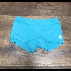 Reebok Crossfit chase shortie booty shorts